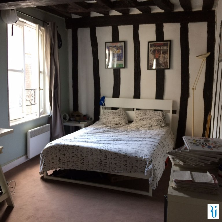 rouen location appartement 2 pi ces 59m2 510 cc r f 19973221 96 cabinet leroux. Black Bedroom Furniture Sets. Home Design Ideas